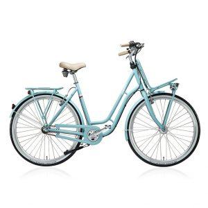 Городской велосипед Volkswagen в ретро стиле