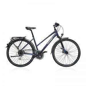 Женский трекинговый велосипед Volkswagen, Matt Blue