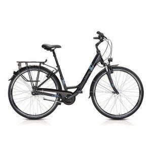 Городской велосипед Volkswagen City-Bike, Black