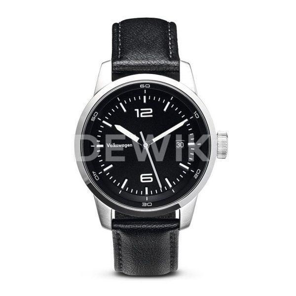 Мужские наручные часы Volkswagen, Black