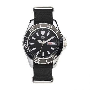 Мужские наручные часы Volkswagen, 40 мм, Black