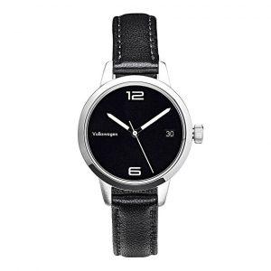 Женские наручные часы Volkswagen, Black