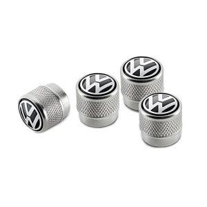 Колпачки на ниппель Volkswagen, для алюминиевых вентилей