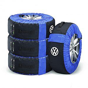 Комплект чехлов для колес легковых автомобилей R14-R18 Volkswagen