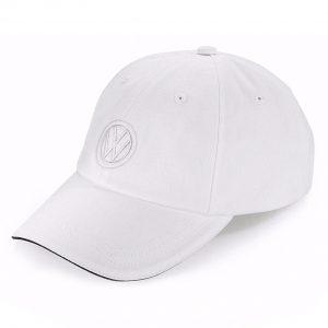 Бейсболка Volkswagen Logo, White