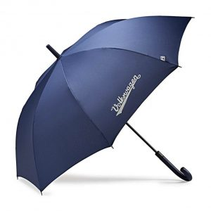 Зонт-трость Volkswagen Stick Umbrella Classic, Blue