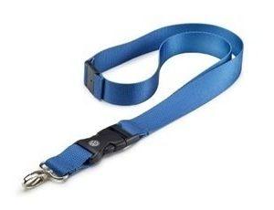 Шнурок с карабином Volkswagen, Blue