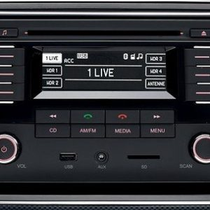 MP3-радиомагнитола Volkswagen RMT 300