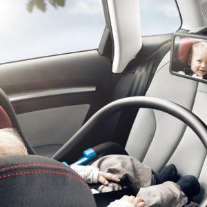 Зеркало для обзора за ребенком Audi