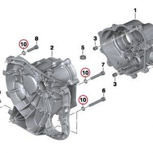 Прокладочная шайба 8-200 BMW