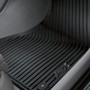 Резиновые передние коврики Audi A7 (4G)