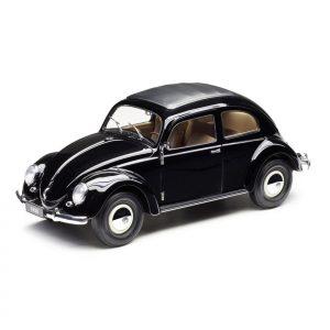 Модель в миниатюре 1:18 Volkswagen Beetle 1950, Black