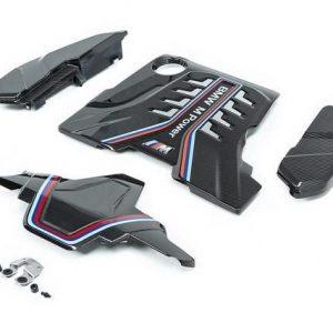 Карбоновые кожухи двигателя для BMW M5 F90/ M8 F91