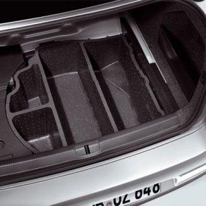 Каргонайзер Volkswagen в нишу для запасного колеса