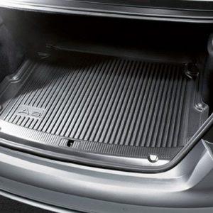 Коврик в багажник резиновый Audi A8/S8 (4H/D4)