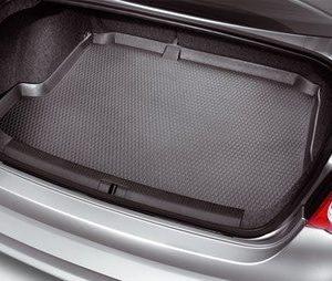 Коврик в багажник Volkswagen Jetta 5, для автомобилей с базовым полом багажника