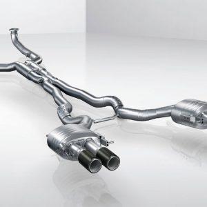 Выхлопная система BMW M Performance M5 F10
