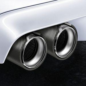 Насадка глушителя BMW M Performance F10/F12/F13/F06 M5 и M6, карбон