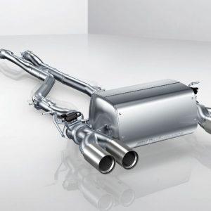 Титановая выхлопная система BMW M Performance M3 и M4 F80/F83/F82