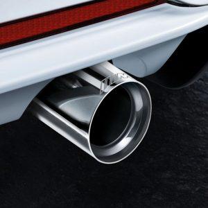 Насадка глушителя BMW M Performance 2,3,4,5 и 6 серия, хромированная