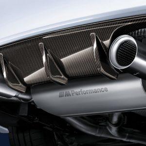 Титановая насадка глушителя BMW F87/F80/F83/F82 M3 и M4