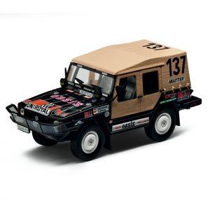 Модель в миниатюре 1:43 Volkswagen Iltis Dakar