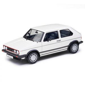 Модель в миниатюре 1:18 Volkswagen Golf I GTI (1983), White