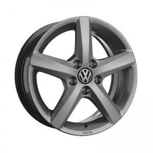 Диск литой R17 Volkswagen, Avignon Grey Metallic, 7J x 17 ET54