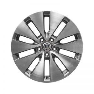 Диск литой R18 Volkswagen, Bilbao Grey Metallic, 7,5J x 18 ET51