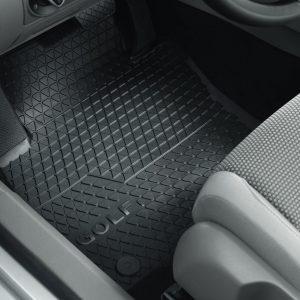 Коврики в салон Volkswagen Golf 5 / 6, всепогодные передние и задние