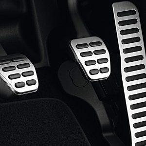 Накладки на педали Volkswagen, для автомобилей с МКПП, высокая педаль акселератора
