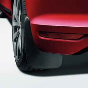 Брызговики передние Volkswagen Scirocco с 2008 года