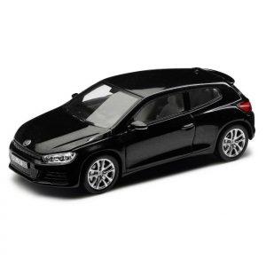 Модель в миниатюре 1:43 Volkswagen Scirocco, Deep Black