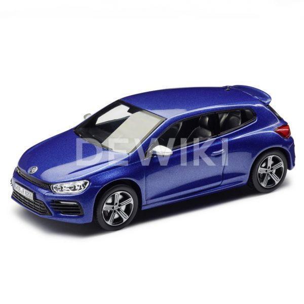 Модель в миниатюре 1:43 Volkswagen Scirocco R
