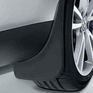 Брызговики передние Volkswagen Touareg (7L)