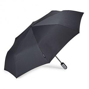 Складной карманный зонт Volkswagen Pocket Umbrella Black
