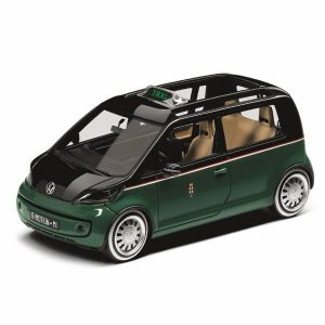Модель в миниатюре 1:43 Volkswagen Up! Taxi