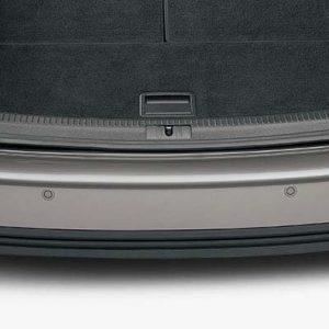 Защитная пленка на задний бампер для Volkswagen Touran 1 / Cross Touran