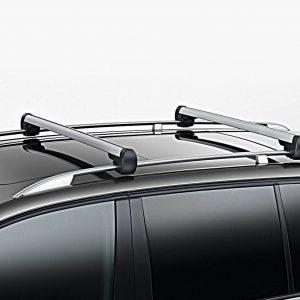 Багажные дуги Volkswagen Touran 1 / 2, для автомобилей с релингом крыши