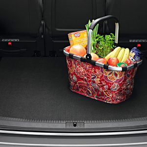 Коврик в багажник Volkswagen Touran 1 / 2, 5-местный, двусторонний