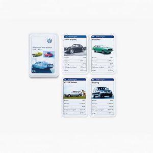 Набор карточек с автомобилями Volkswagen