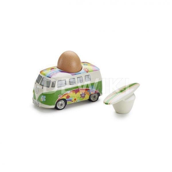 Подставка для яиц всмятку Volkswagen T1 Bulli Flower Power