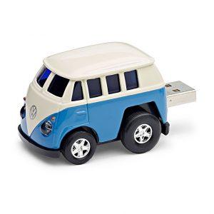 USB флешка Volkswagen T1 Bulli, Blue