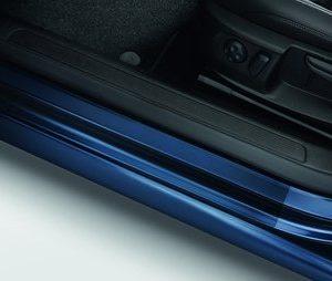 Защитная пленка порога Volkswagen Passat (B8) / Alltrack (B8)