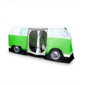 Туристическая палатка Volkswagen стилизованная под автомобиль T1 Bulli