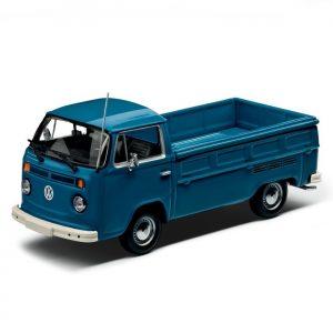 Модель в миниатюре 1:43 Volkswagen T2 Pick-Up, Neptune Blue