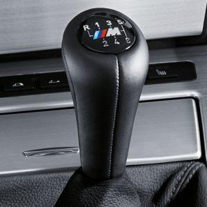 Кожаная рукоятка рычага МКПП M стиль BMW E46/E60/E61/E64/E63/E36/E83 X3, 3,5 и 6 серия