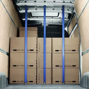 Распорные штанги Volkswagen Crafter 2012-2016, для автомобилей с высокой крышей