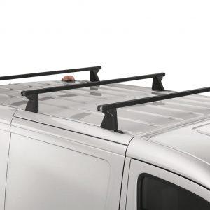 Багажные дуги Volkswagen Crafter, только для использования в сочетании с C-рейкой