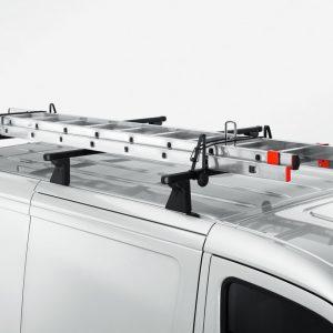 Крепление для перевозки лестницы на крыше автомобиля Volkswagen Crafter с 2012-2016